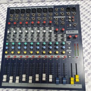 Soundcraft Spirit EPM 8 mikser fonii