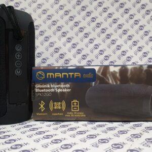 Głośnik przenośny MANTA SPK12GO