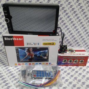 Radio samochodowe 2din Bluethcar 7026 bluetooth + Kamera cofania