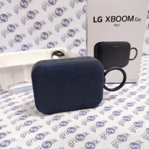 Głośnik przenośny LG XBOOM Go PN1 Czarny czarny